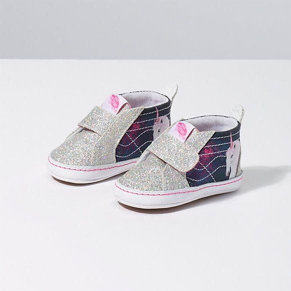 Infant Sk8-Hi Crib | Shop Toddler Shoes