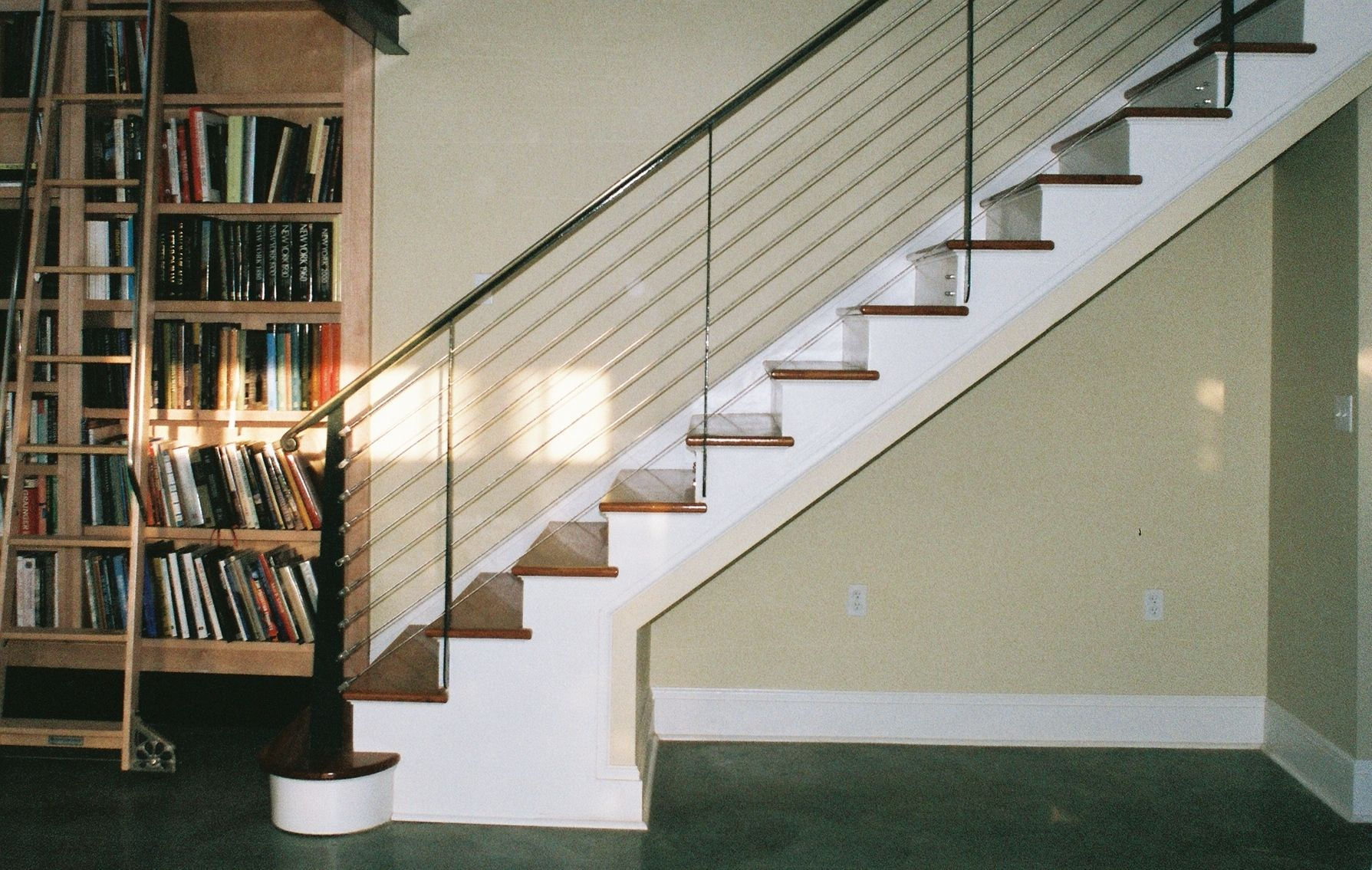 Google Image Result For Http Api Ning Com Files Sn | Modern Stair Railing Home Depot | Iron Stair | Deck Railing | Railing Kits | Cable Railing Systems | Railing Designs