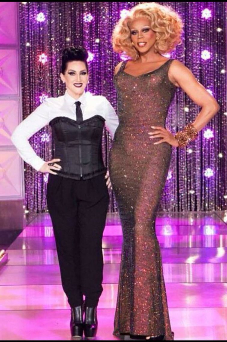 madonna inspired  michelle and ru