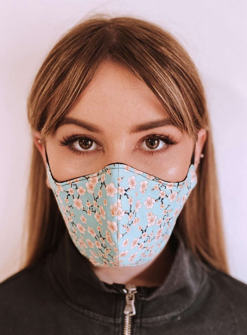 Nonmedical Face Masks for sale, buy now from Instagram