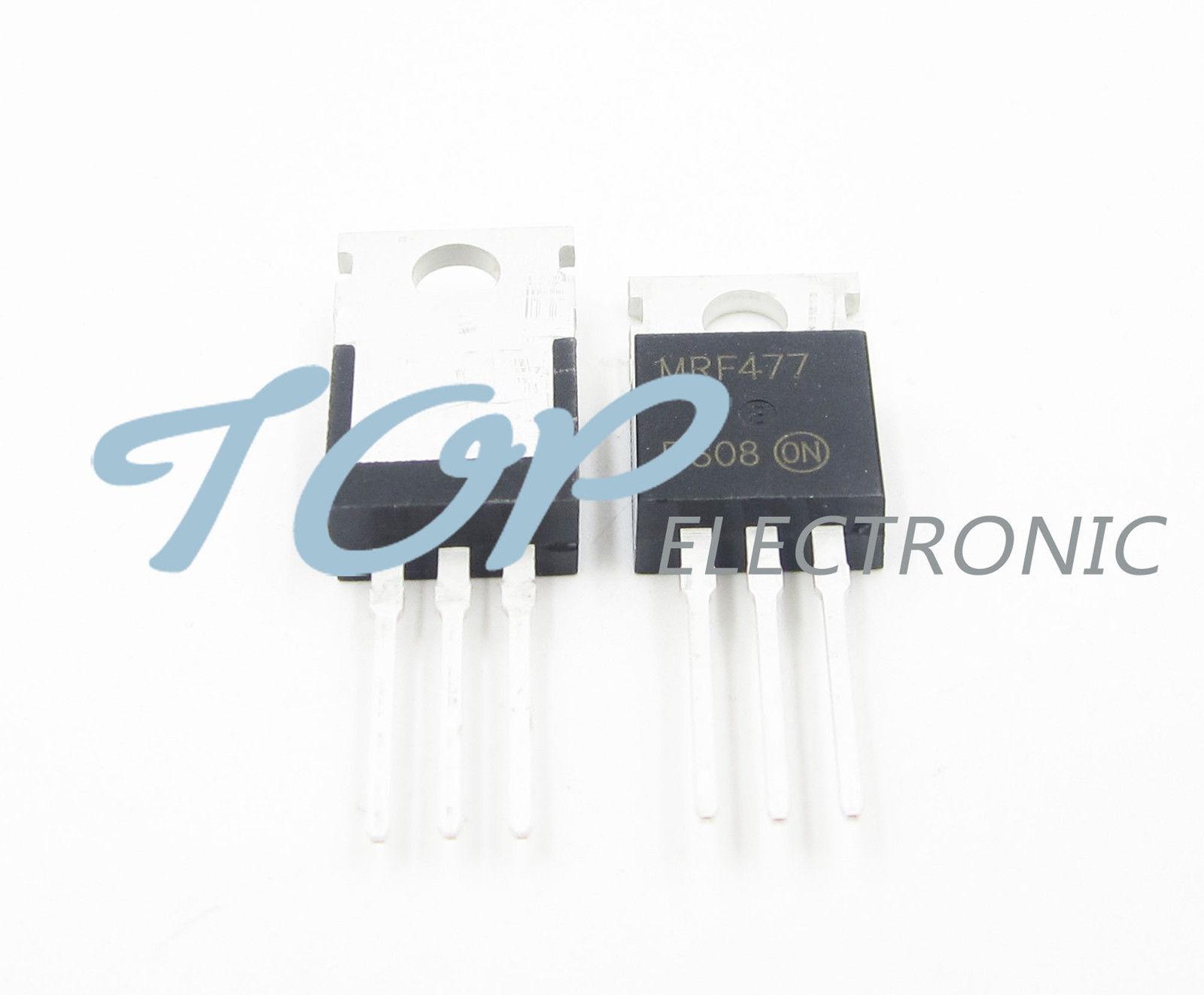 Hot Sell 10PCS MRF477 MRF 477 TO-220 RF Transistor