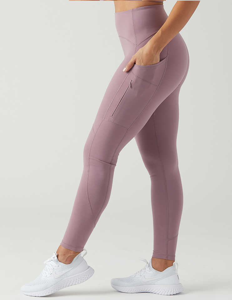 9dfe5ba60bd98 Thrive Legging: Mauve   Outfits in 2019   Cute sporty outfits ...