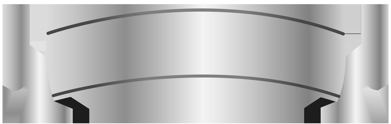 Silver Banner PNG Image Banner de aniversário, Faixas de