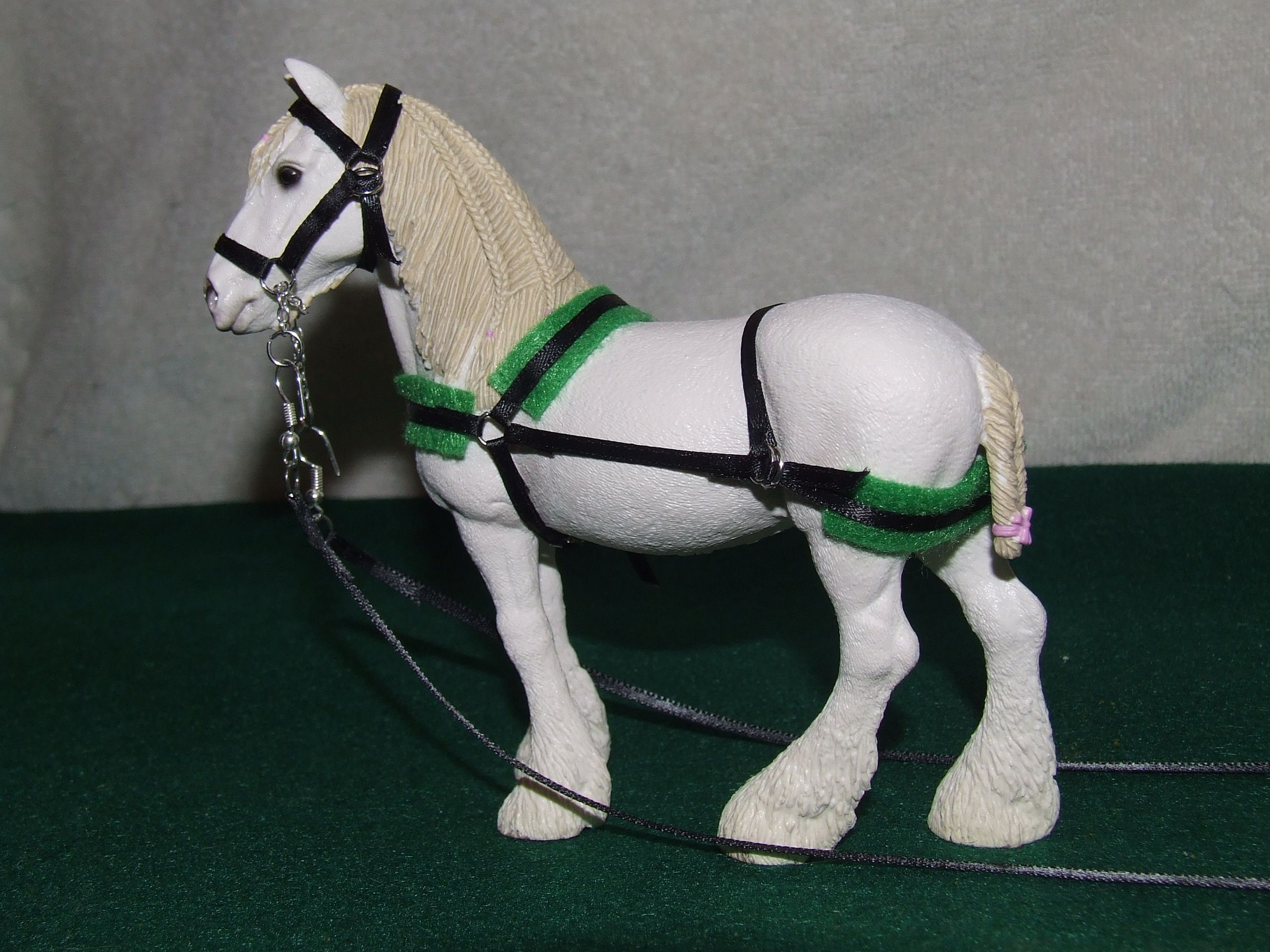 Find This Pin And More On Schleich Customs  Tack And Horses