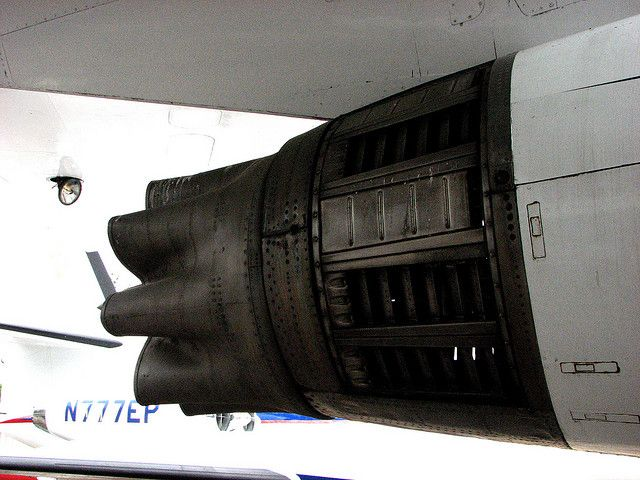 Lisa Marie Starboard Engine Detail by Gem Images, via Flickr
