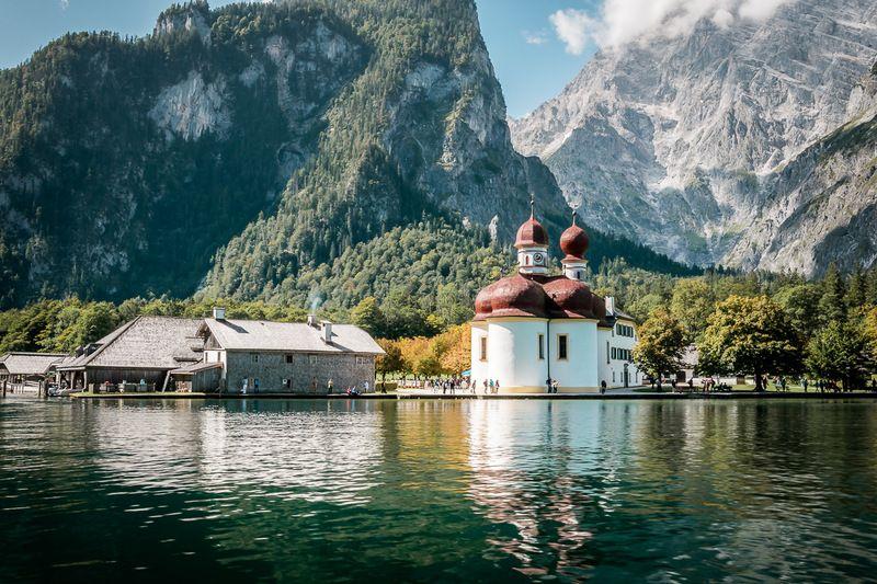 Die Schonsten Orte Im Berchtesgadener Land Urlaub Berchtesgaden Urlaub Reisen Urlaub Bayern
