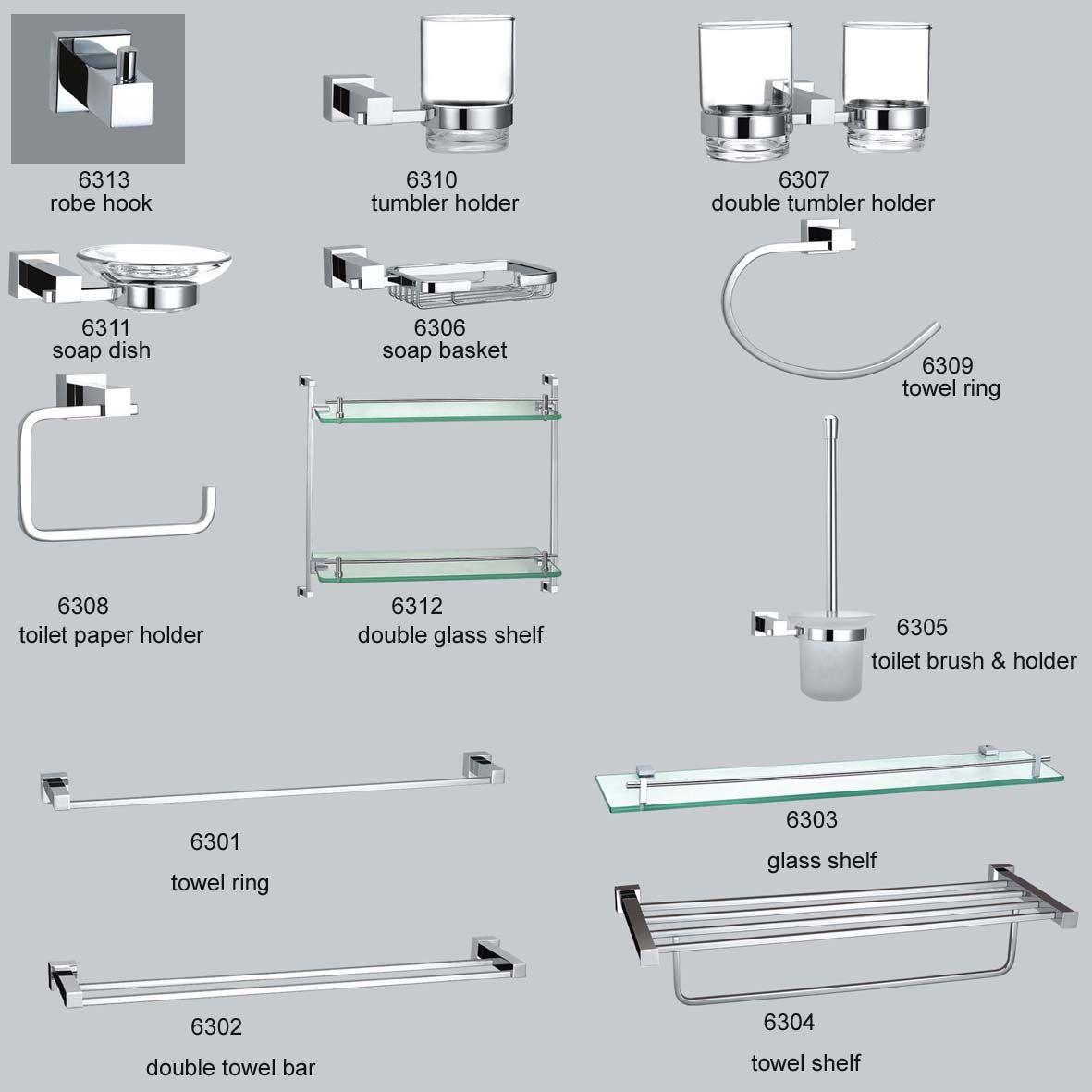 bathroom accessories | Bathroom Linens & Accessories | Pinterest ...
