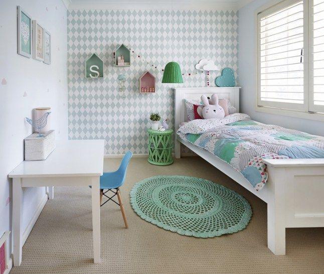 La chambre pastel de Sienna (PLANETE DECO a homes world) Kids