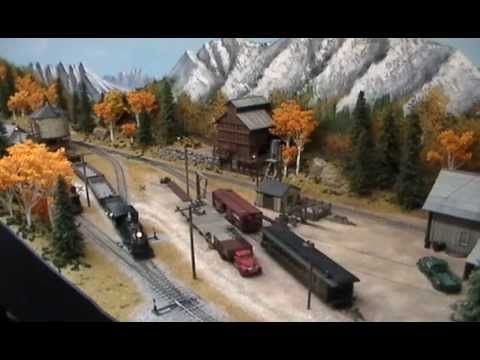 Layout Dynamics offers custom model railroad design and