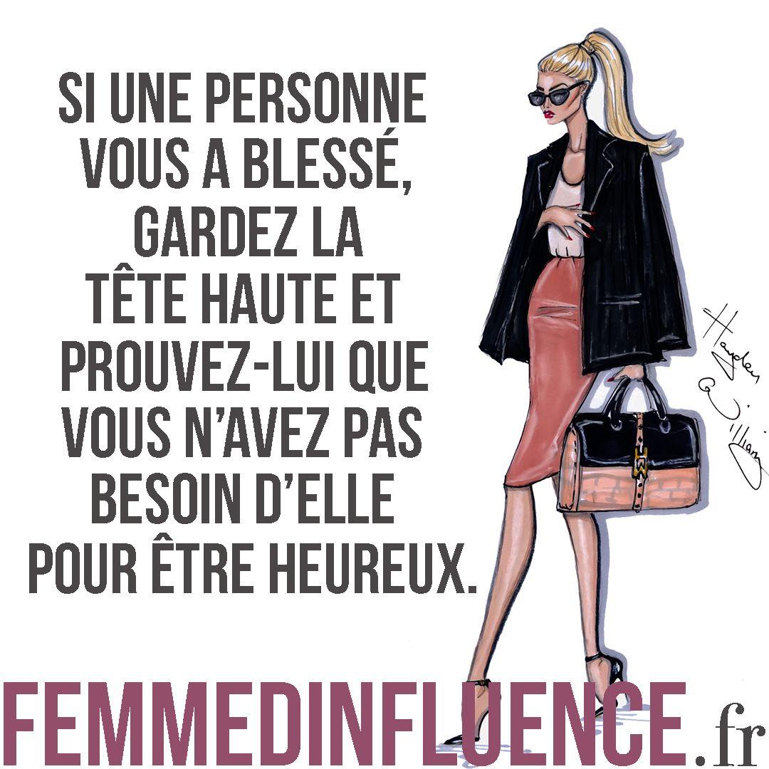 11+ Citation Femme D Influence