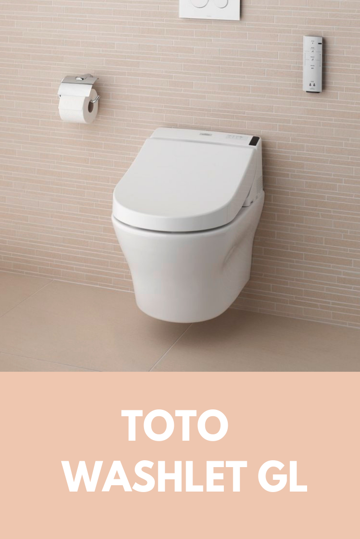 The GL 2.0 WASHLET™ has all TOTO comfort features