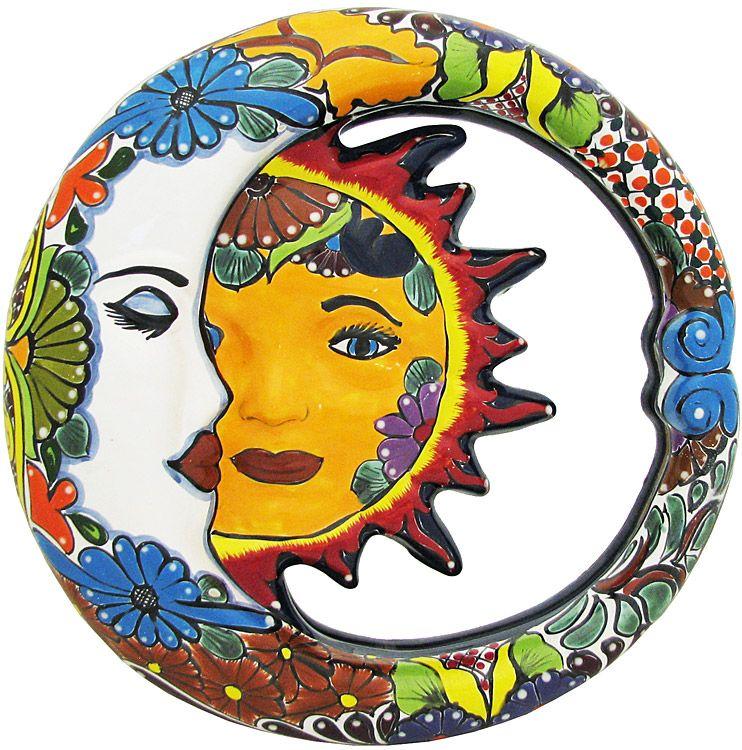 Talavera Solar Eclipse Mirror | For the Home | Pinterest | Solar ...
