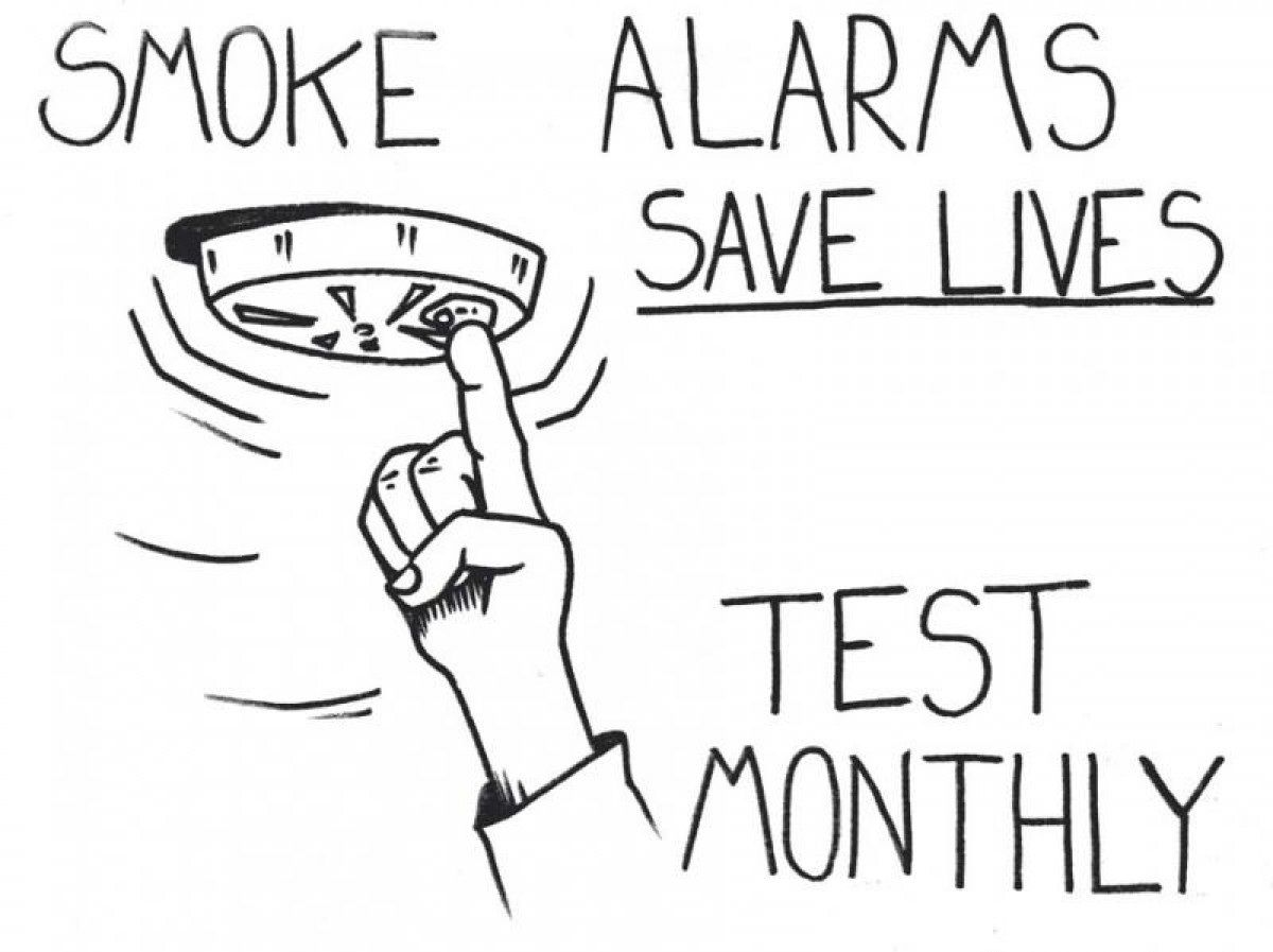 Fire Alarm Maintenance Typical Problems Include Smoke