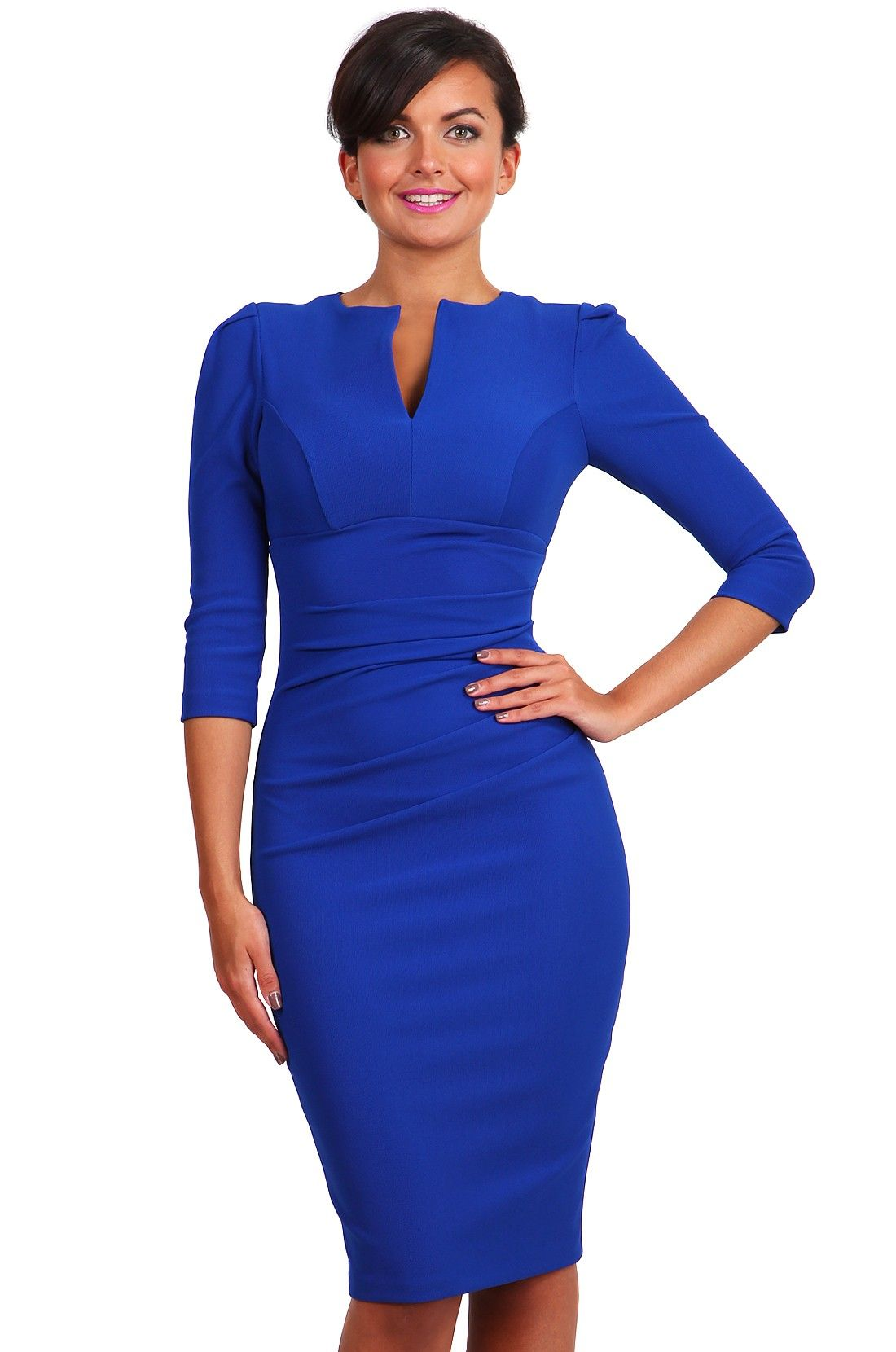 buy best well known cheap prices Lydia Three Quarter Sleeved #Dress #divacatwalk #bestseller ...
