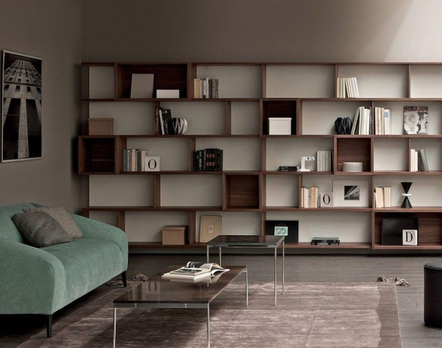 Shelving Wonderful Wall Unit Bookcases Full Wall Bookshelves Diy