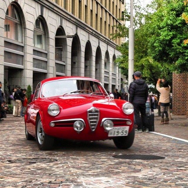Alfaromeo Giulietta Sprint Veloce