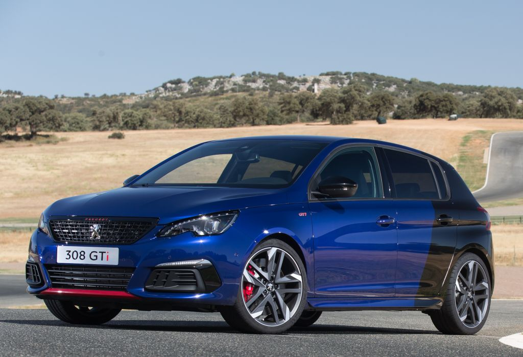 Peugeot 308 Gti 2017 Peugeot Citroen Car Cool Cars