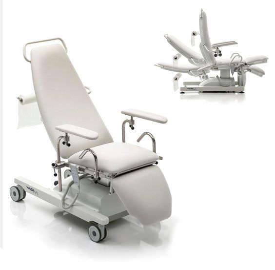 Le fauteuil de pr l vement sanguin n novak est un fauteuil - Prelevement sanguin sur chambre implantable ...