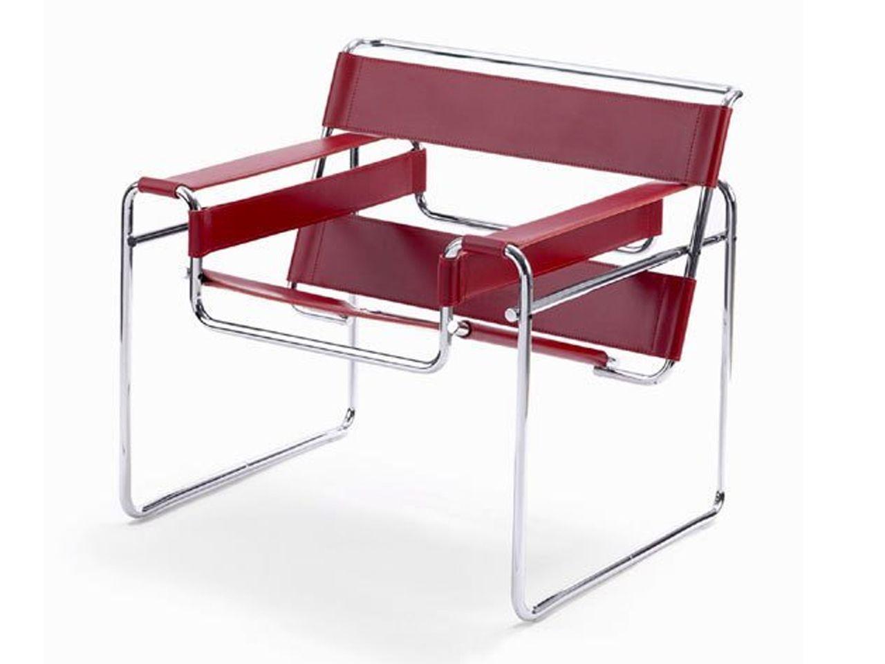 Los 23 diseños de la Bauhaus más emblemáticos Wassily
