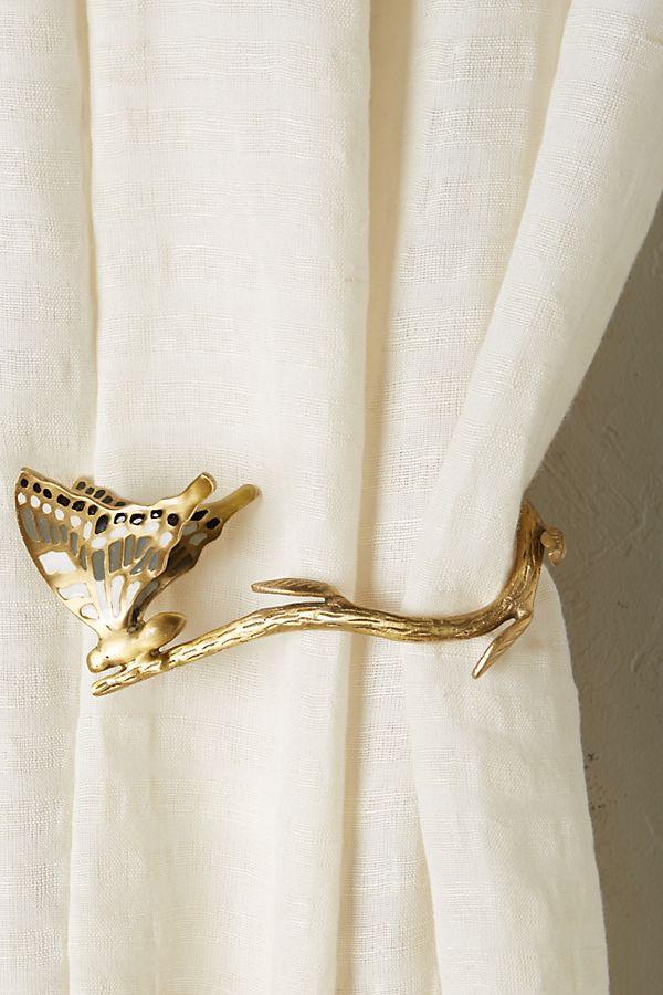 Wingspan Tieback Anthropologie Home Butterfly Room Tieback