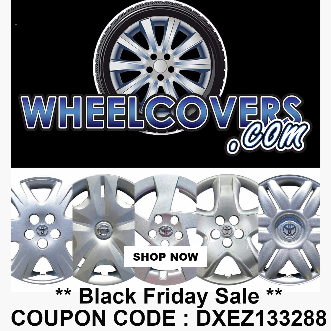 Black Friday Sale At Wheelcovers Com Blackfridaydeals Blackfriday Blackfridaysale Hub Caps Wheel Cover Volkswagen Logo