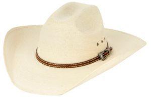 39de7f44a14 Cavenders 10X Mustang Palm Leaf Cowboy Hat