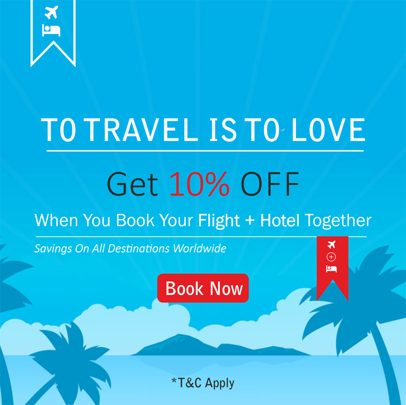 Get 10 Off When You Book Your Flight Hotel Together Flights Hotels Travel Solotravel Businesscl