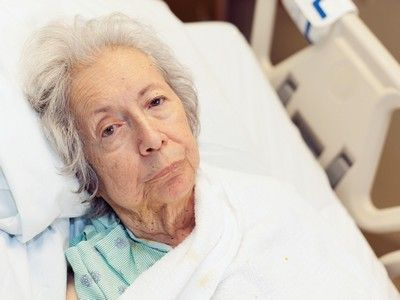 The nursing shortage is still predicted and geriatric nursing will