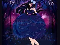 The Paper Fairy - custom illustrations on Pinterest | Weddings, Illustrations and Shops
