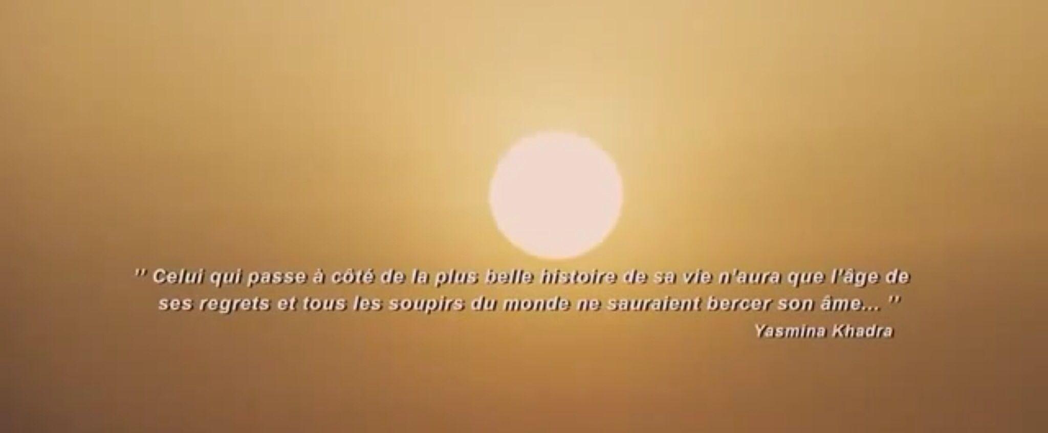 """""""Omul care lasă să-i scape dragostea vieții sale, va ajunge singur cu regretele sale și toate suspinele lumii nu-i pot aduce alinarea sufletului.."""" Yasmina Khadra"""