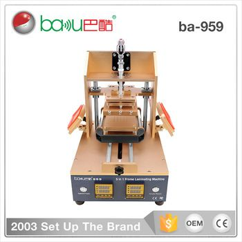 Baku 5 In 1 Bezel Middle Frame Separator Machine Vacuum Lcd Screen Separator Lcd Glue Remover Frame Electronics Technology Electronic Business Separators
