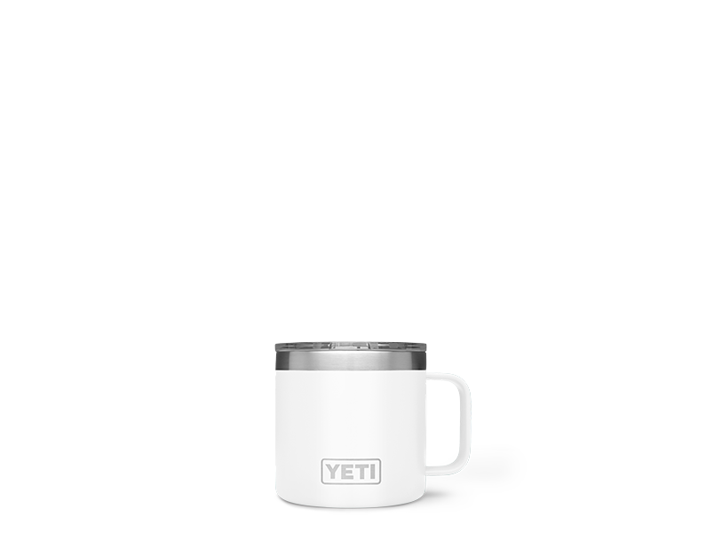 Rambler 14 Oz Mug White Medium Mugs Drinkware Glassware