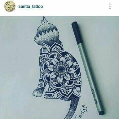Koira Tatuointi