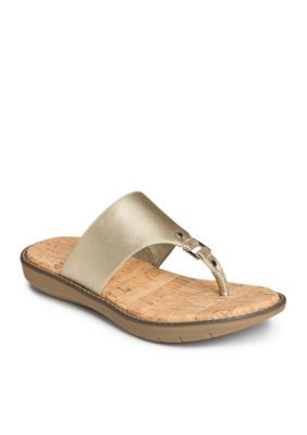 13f8f5d661f3 A2 by Aerosoles Gold Metallic Cool Cat Sandal
