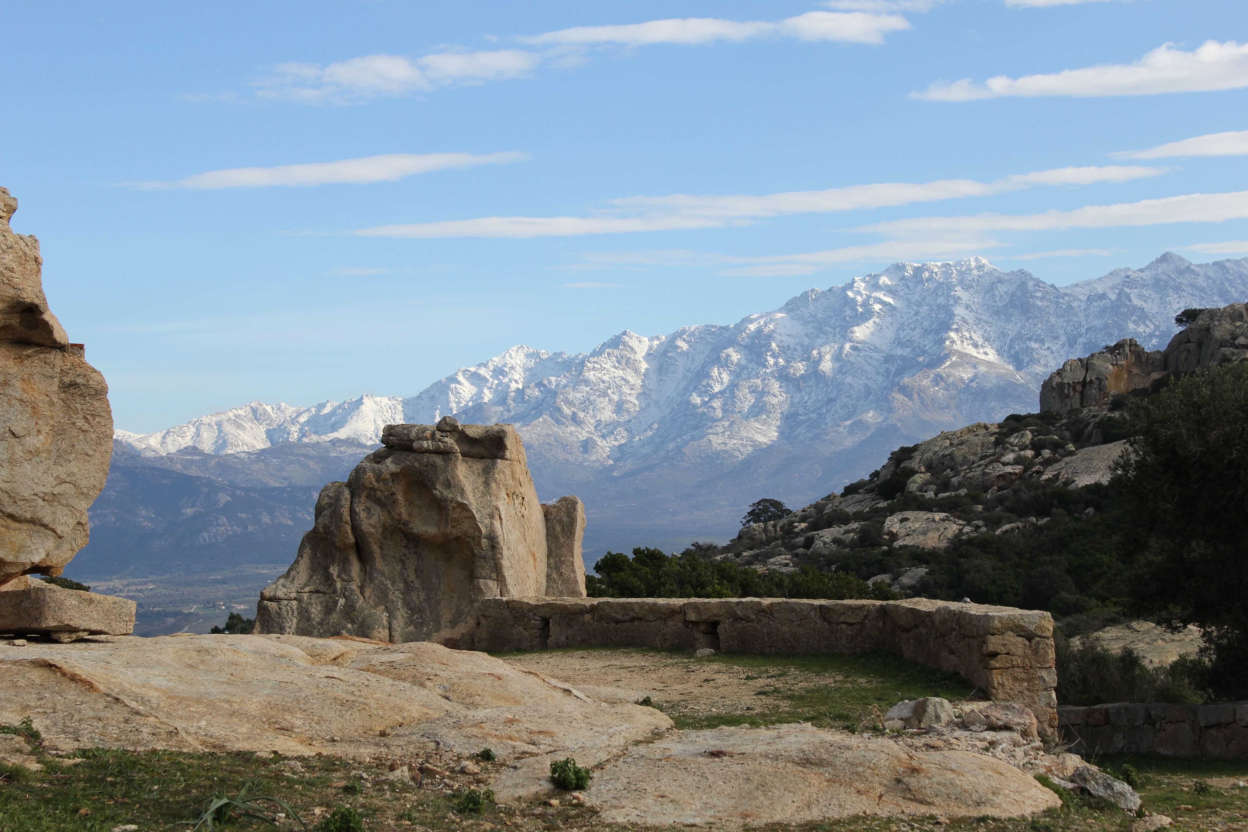 Notre Dame de la Serra Calvi Corsica