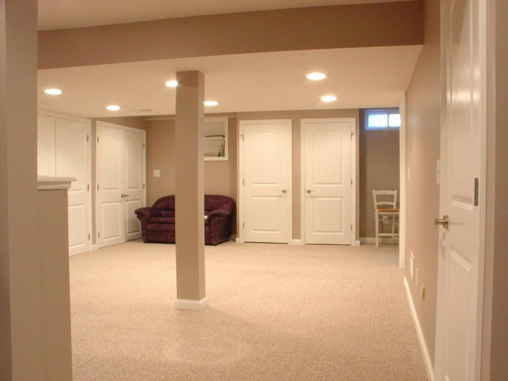 I Just Like This Layout Finished Basement Ideas On A Budget