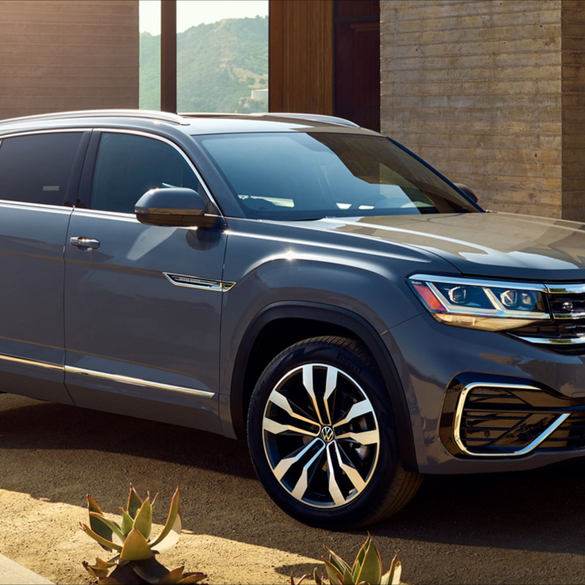 2020 Volkswagen Atlas Cross Sport In 2020 Chicago Auto Show Volkswagen Auto