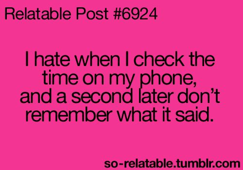 I Think I Have Short Term Memory Loss Relatable Post Funny Quotes Relatable Quotes