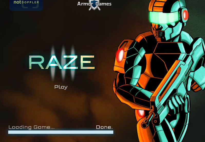 Raze 3 Unblocked is a modern shooting game full of action. The aliens are attacking