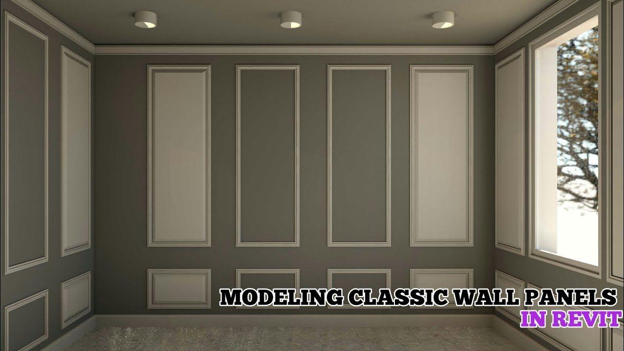 Wall Panels Revit Architecture Mosque Design Classical Architecture