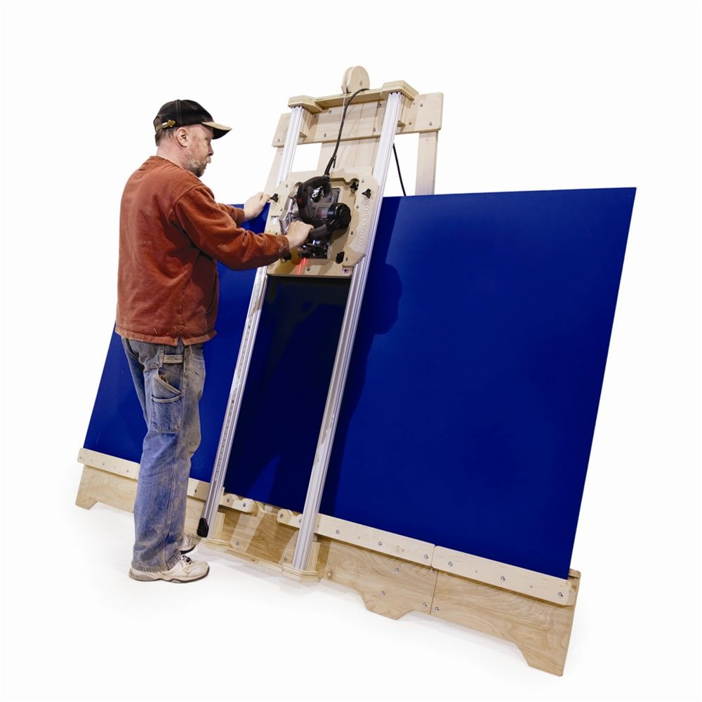 Deluxe Panel Saw Kit Wall Mount Version Build Your Own