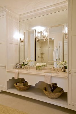 Driven By Decor Layering Mirrors Over Mirrors Home Bathroom