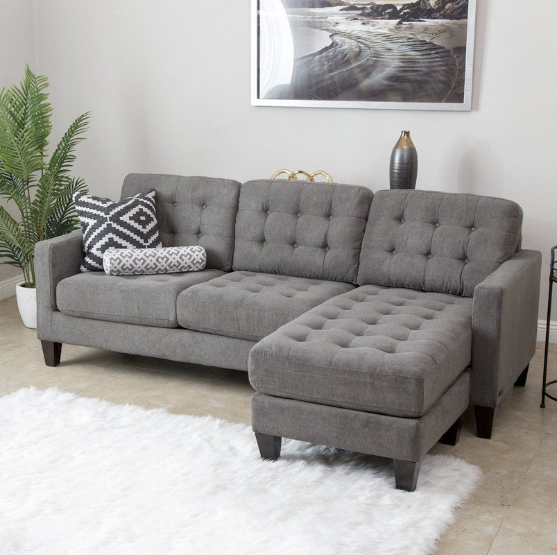 Rosson 90 Reversible Sectional Sectional Sofa Furniture Sofa Set