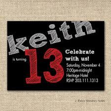 Image Result For Free Birthday Invitations 12 Year Old Boy