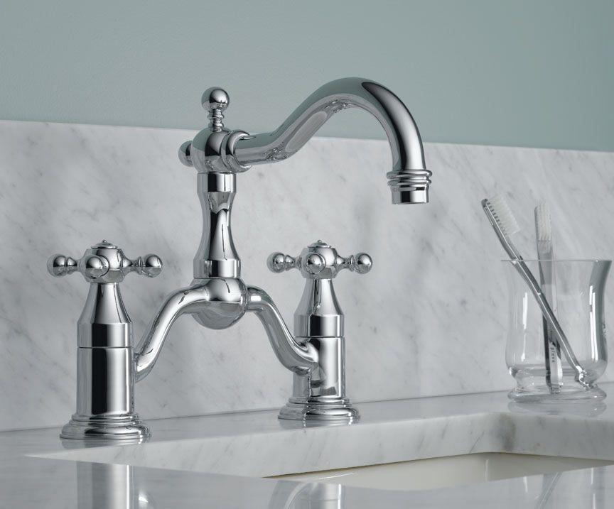 Brizo Tresa Cross Bath Faucet | Brizo Denver Showroom | Pinterest ...