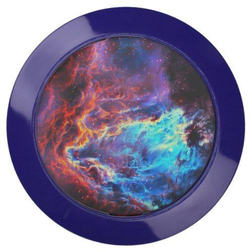 Awe-Inspiring Color Composite Star Nebula USB Charging Station