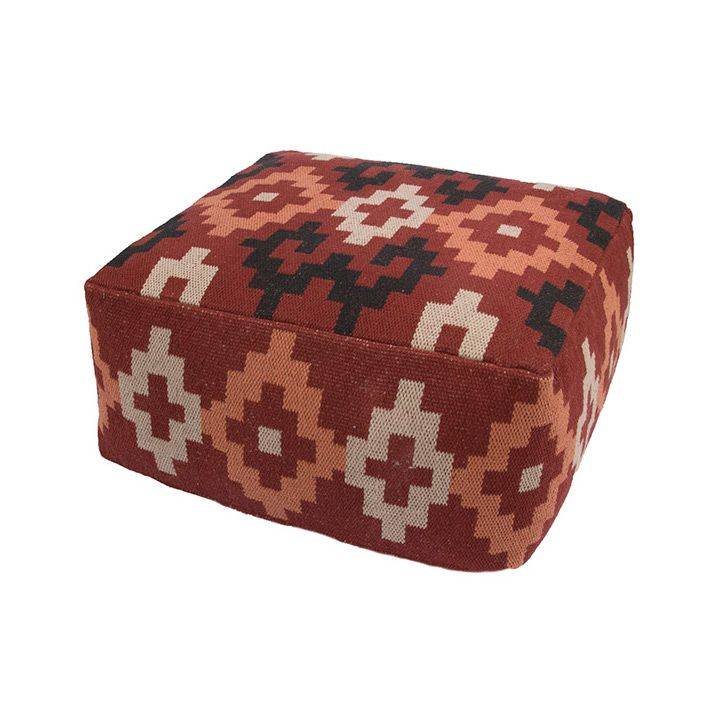 Furniture And Décor For The Modern Lifestyle Square Pouf