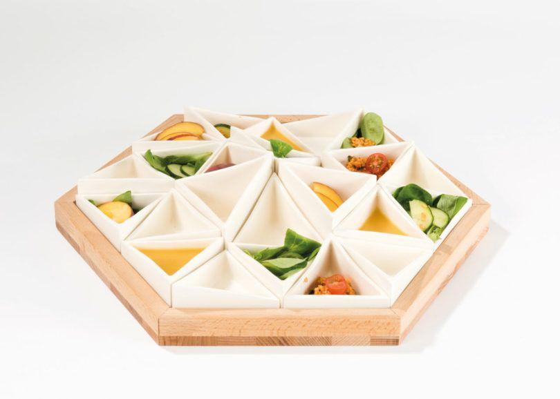 lena beigel creates a unique way to experience food - Design Schaukelstuhl Beton Paulsberg