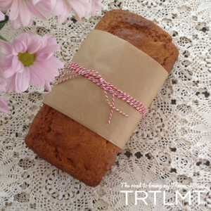 Sweet Pumpkin Loaf - The Road to Loving My Thermo Mixer