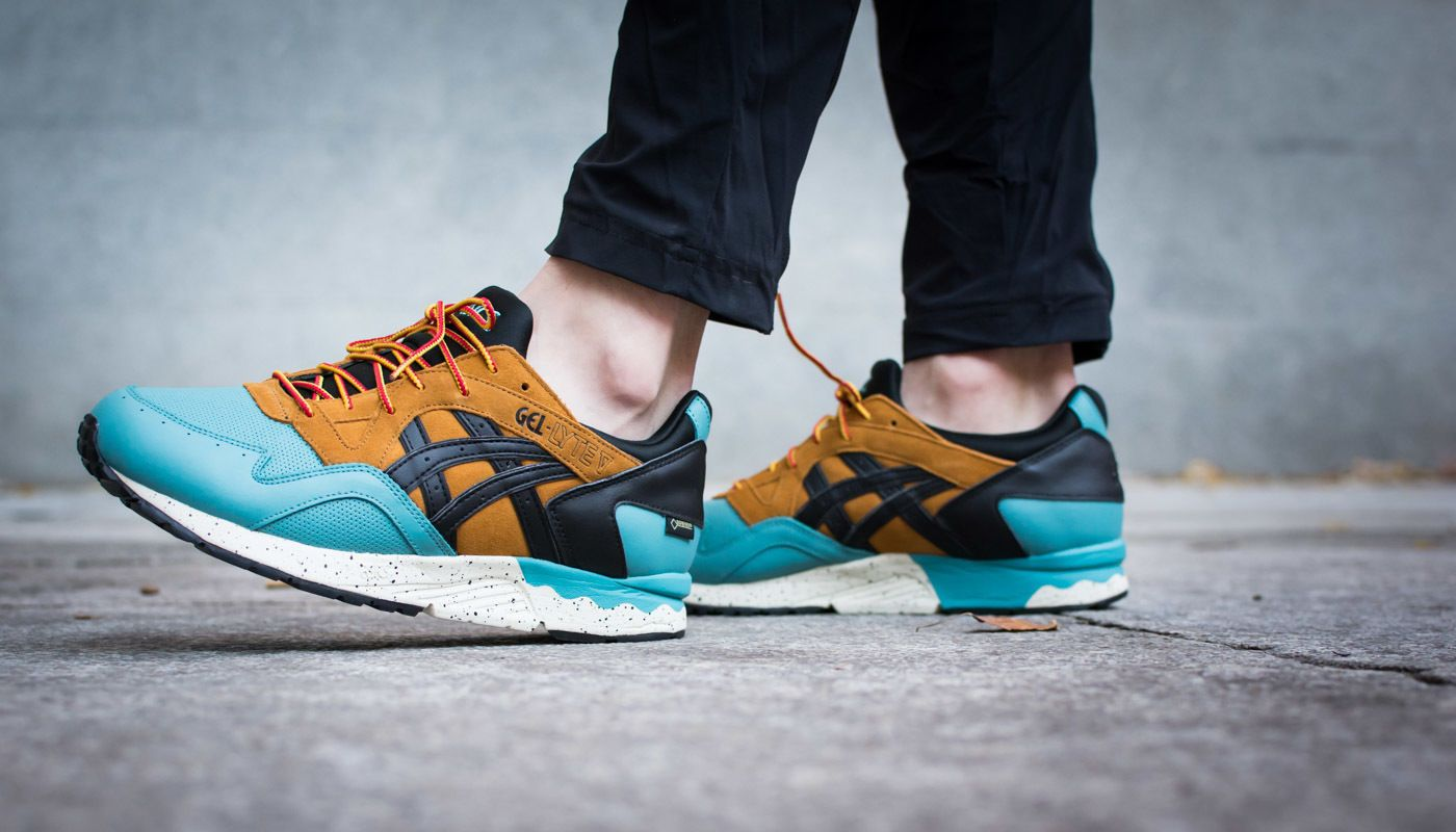 db88a32ce84b Asics Tiger Gel-Lyte V GTX Gore Tex Sneakers Men s Lifestyle Shoes  WATERPROOF